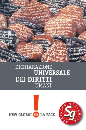 DICHIARAZIONE DIRITTI UMANI / SG