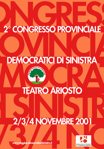 CONGRESSO DS / 2001