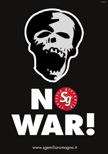 NO WAR 3 / SG