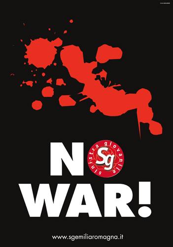 NO WAR 2 / SG