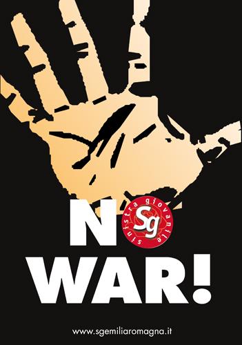 NO WAR 1 / SG